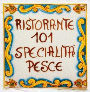 Ristorante Di Pesce Gorizia - Locanda101